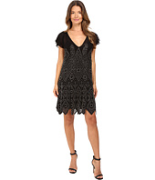 Just Cavalli - Embellished Mesh Runway Dress
