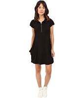 kensie - Drapey French Terry Dress