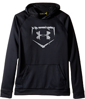 Under Armour Kids - Baseball Logo Hoodie (Big Kids)