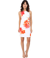Calvin Klein - Sleeveless Floral Shift Dress CD6HAR8D