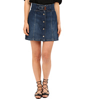 RED VALENTINO - Denim Skirt