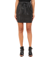 McQ - Drawstring Mini Skirt