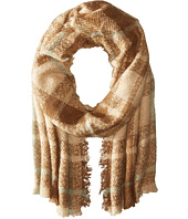 LAUREN Ralph Lauren - Mohair Blanket Plaid Scarf