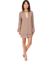 Brigitte Bailey - Harper Keyhole Long Sleeve Dress