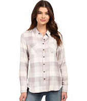 Brigitte Bailey - Tonal Plaid Shirt