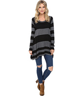 Brigitte Bailey - Striped Swing Pullover