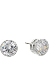 LAUREN Ralph Lauren - Social Set 8mm Crystal Stud Earrings