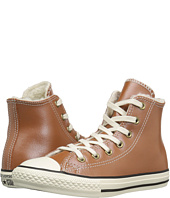 Converse Kids - Chuck Taylor® All Star® Shearling Hi (Little Kid/Big Kid)