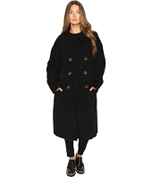 Y's by Yohji Yamamoto - U-Big Double Breasted Coat