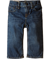 Ralph Lauren Baby - Slim Fit Denim in Bank Wash (Infant)