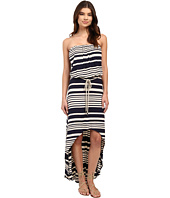 Culture Phit - Annia High-Low Dress with Rope Belt