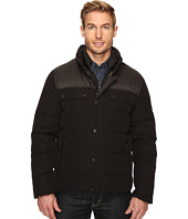 Cole Haan - Utility Down Quilted Military Jacket