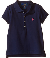 Polo Ralph Lauren Kids - Short Sleeve Mesh Polo Shirt (Toddler)