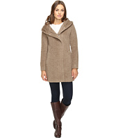 Cole Haan - Hooded Italian Alpaca Wool Coat