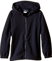 Nautica Kids - Husky Polar Fleece Jacket w/ Hood (Big Kids)