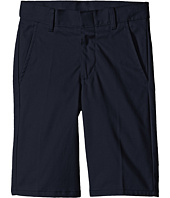 Nautica Kids - Flat Front Slim Twill Shorts (Big Kids)