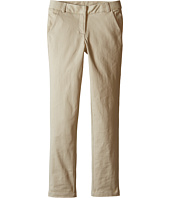 Nautica Kids - Straight Leg Stretch Twill Pants (Little Kids)