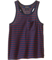 Polo Ralph Lauren Kids - Jersey Stripe Tank Top (Toddler)