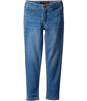 Tommy Hilfiger Kids - Five-Pocket Jeggings in Medium Blue (Little Kids)