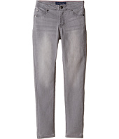 Tommy Hilfiger Kids - Five-Pocket Jeggings in Grey Wash (Little Kids/Big Kids)