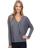 B Collection by Bobeau - Evie Surplice Knit Top