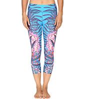 Mara Hoffman - Floral Cropped Leggings