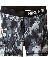 Nike Kids - Pro Cool Boyshort AOP3 (Little Kids/Big Kids)