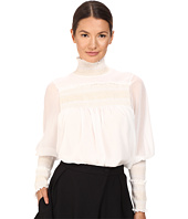 See by Chloe - High Neck Georgette Blouse