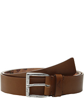 Tommy Bahama - Bridle Cut Belt with Map Print Lining