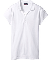 Nautica Kids - Girls Plus Short Sleeve Polo with Cami (Big Kids)