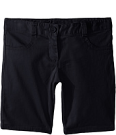 Nautica Kids - Girls Plus Five-Pocket Shorts (Big Kids)