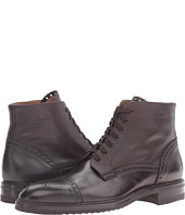 Gravati - Captoe Pebble Grain Leather 7 Eyelet Boot