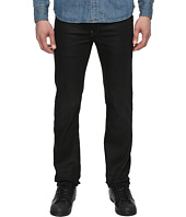 G-Star - Attacc Straight Fit Jeans in Hoist Black Denim Medium Aged
