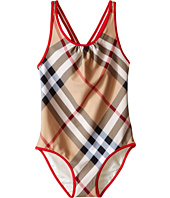 Burberry Kids - Beadnell Swimsuit (Little Kids/Big Kids)