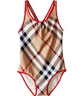 Burberry Kids - Beadnell Swimsuit (Little Kids/Big Kids)