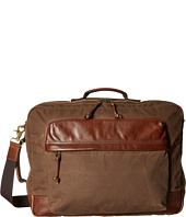 Fossil - Defender Canvas Backpack Work Bag
