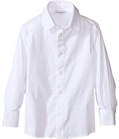 Dolce & Gabbana Kids - Back to School Poplin Stretch Shirt (Toddler/Little Kids)