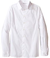 Dolce & Gabbana Kids - Back to School Poplin Stretch Shirt (Big Kids)