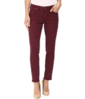 Jag Jeans - Penelope Slim Ankle Supra Colored Denim in Elderberry