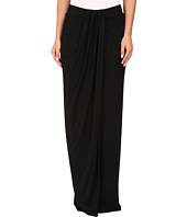 Three Dots - Maxi Skirt w/ Drape