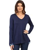 NYDJ - Key Item Mixed Media Sweater