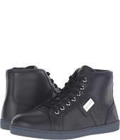 Dolce & Gabbana Kids - City Leather High Top Sneaker (Little Kid/Big Kid)