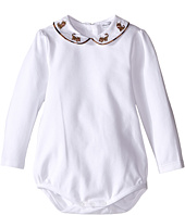 Dolce & Gabbana Kids - Zambia Collared One-Piece (Infant)