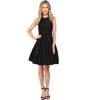 Halston Heritage - Jacquard Structure Dress