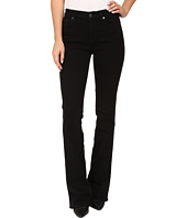 7 For All Mankind - Kimmie Bootcut in Washed Overdyed Black