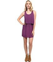 Splendid - Rayon Voile and Jersey Dress