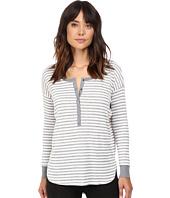 Splendid - Alline Stripe Loose Knit Henley