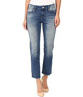 Mavi Jeans - Kerry Ankle Straight Leg in Shaded Ripped Vintage