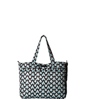 Ju-Ju-Be - Onyx Collection Super Be Zippered Tote Diaper Bag