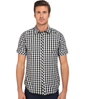 G-Star - Landoh Clean Short Sleeve Shirt in Gingham Poplin Check